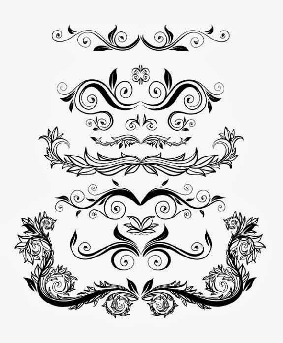 Floral Retro Style Pattern Design