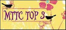 Top 3 ~ 23rd November 2014