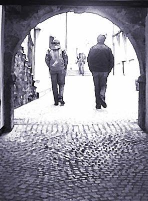 calle del passeggio