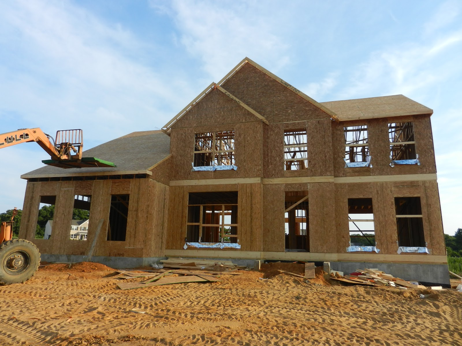 9 pieces of advice for buying a new construction home for Choosing a home builder