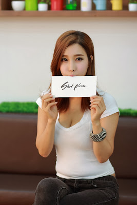 Im Min Young Sexy Model