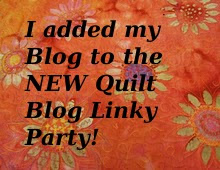 New Quilt Blog Linky Party