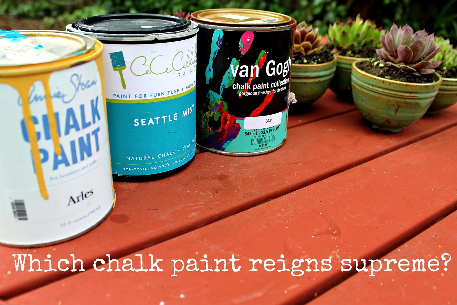 Which chalk paint is the best?