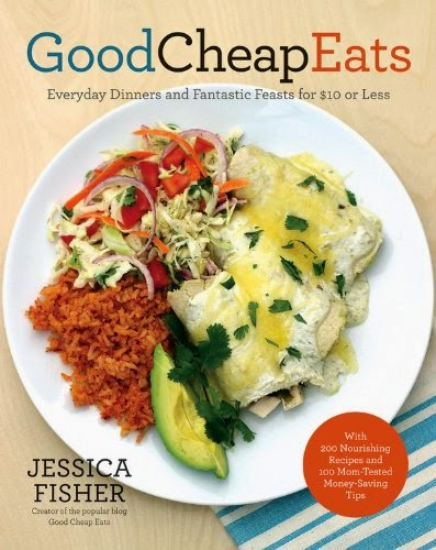 Enter to Win a Copy of the GoodCheapEats Cookbook!