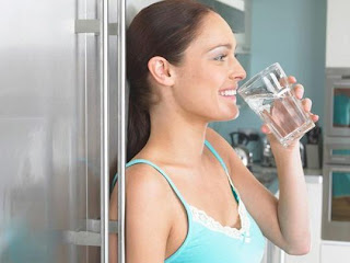 The two times must drink water