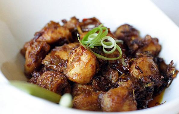 Recipe Citronella Chicken - Vietnam's Food and Recipes