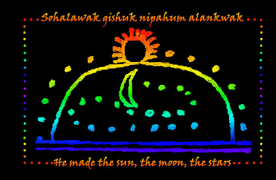 an analysis of the story of creation and the walum olum and genesis Global literature : one world, many voices [charles duncan] walum olum --from the mayan popol vuh genesis 1-10 from the old testament -- creation hymn from the rig veda -- four fragments of chinese creation myth -- the story of persephone/prosperine from greek mythology -- from the.