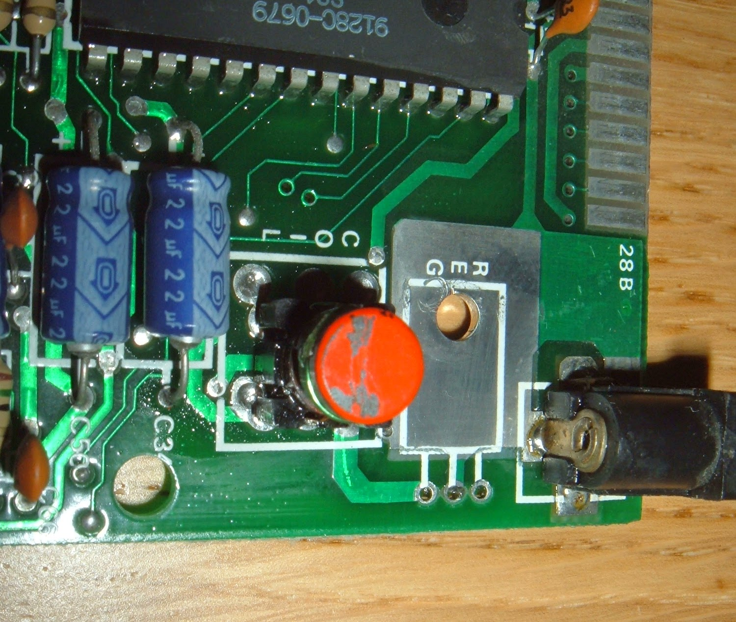 Tynemouth Software Zx Spectrum Voltage Regulator Replacement 7805 Circuits Google Search 12v 1a To Get 5v Tsr1 2450 400ma The Same That Used About 650ma Dropped With New