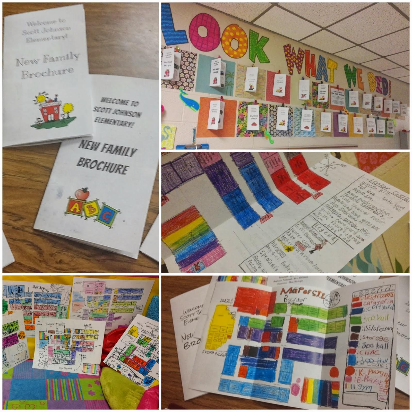 Classroom Experiment Ideas ~ Teel s treats pbl quot new to school brochure