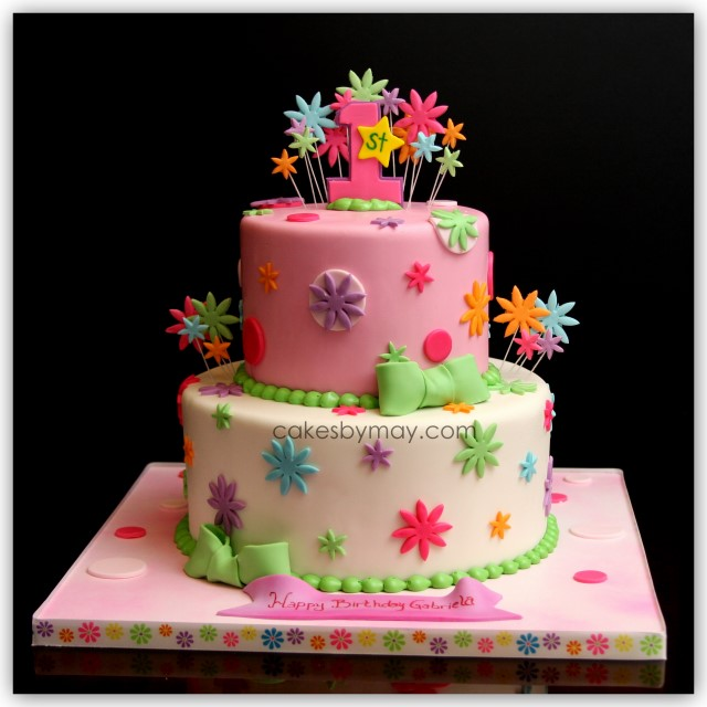 Cakes By Maylene: Cakes Inspired By Party Invitations