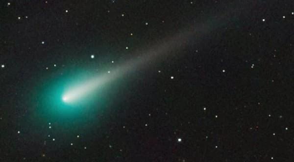 Komet Terang ISON Bakal Hiasi Langit Fajar Jumat ini
