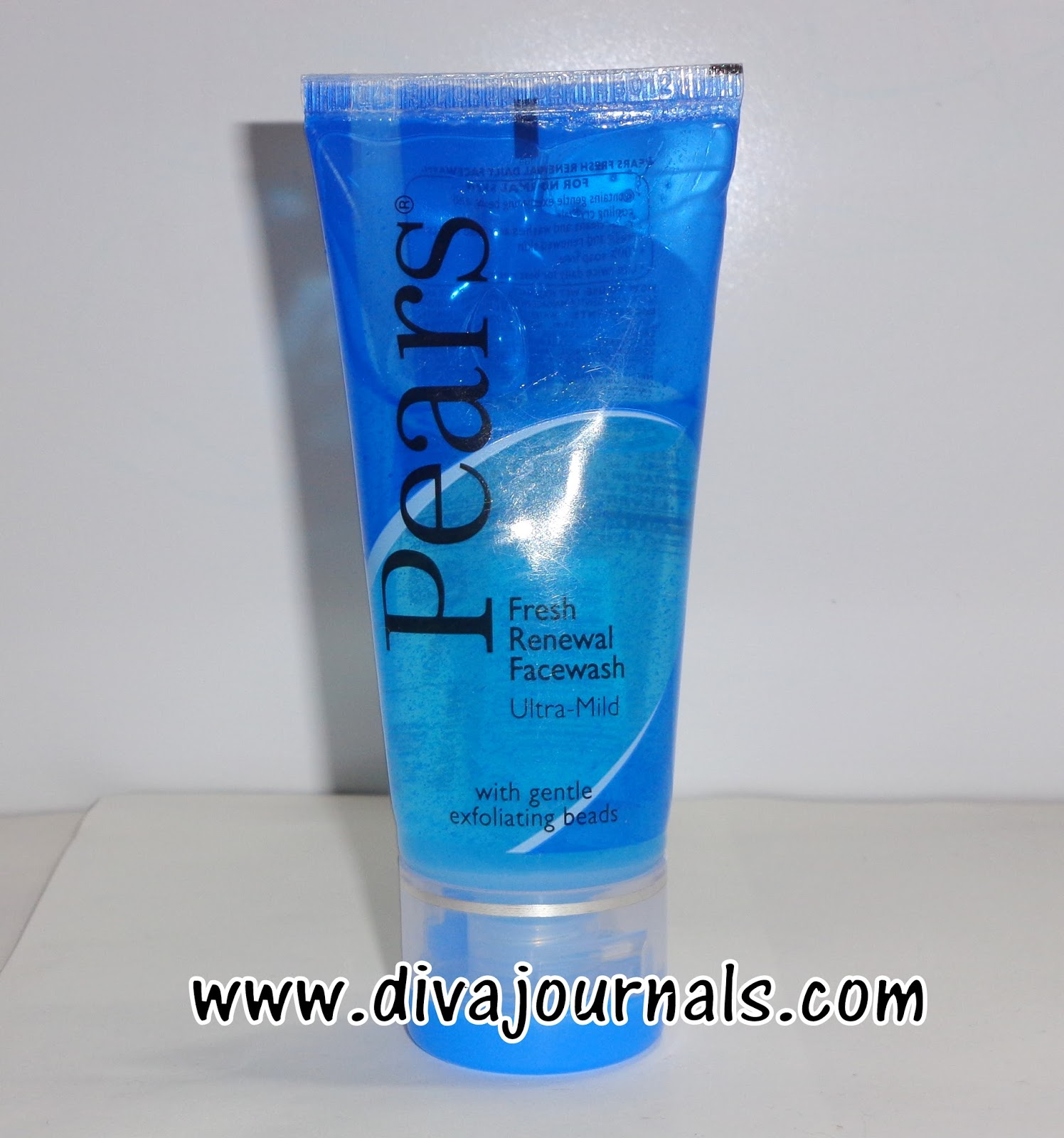 Pears Fresh Renewing Cleansing Face wash