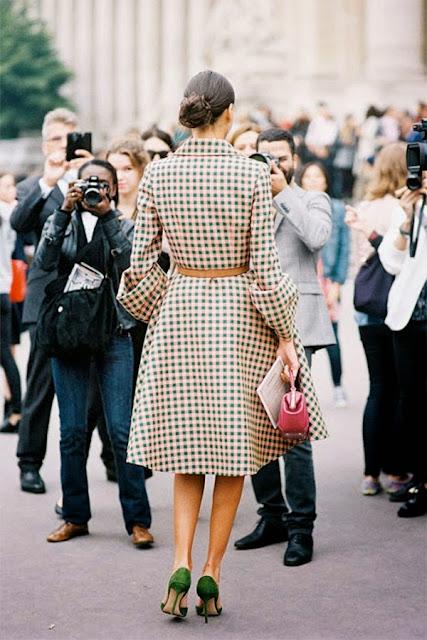 Giovanna Battaglia - Street Style