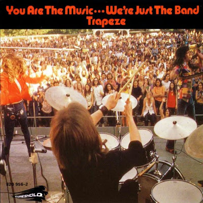 Trapeze - You Are The Music...We\'re Just The Band 1972 (UK, Hard Rock)