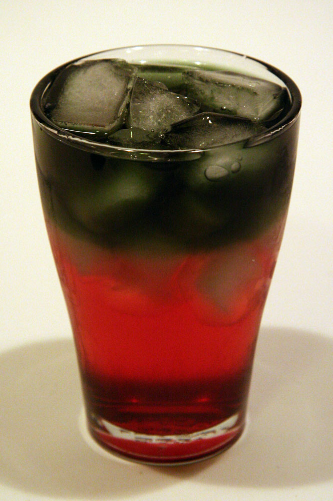 The institute for alcoholic experimentation halloween for Halloween punch recipes with vodka