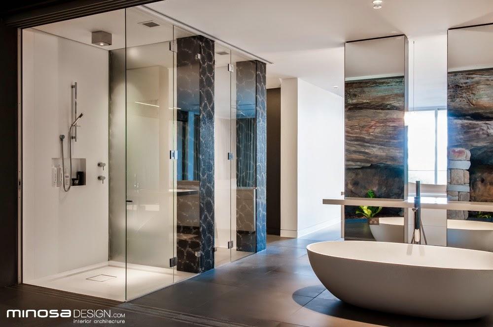 Minosa: Minosa Wins - Hia Australia Bathroom Design Of The Year