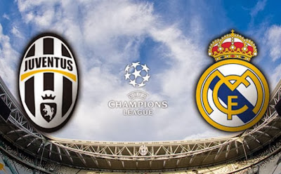 Susunan Pemain Juventus Vs Real Madrid