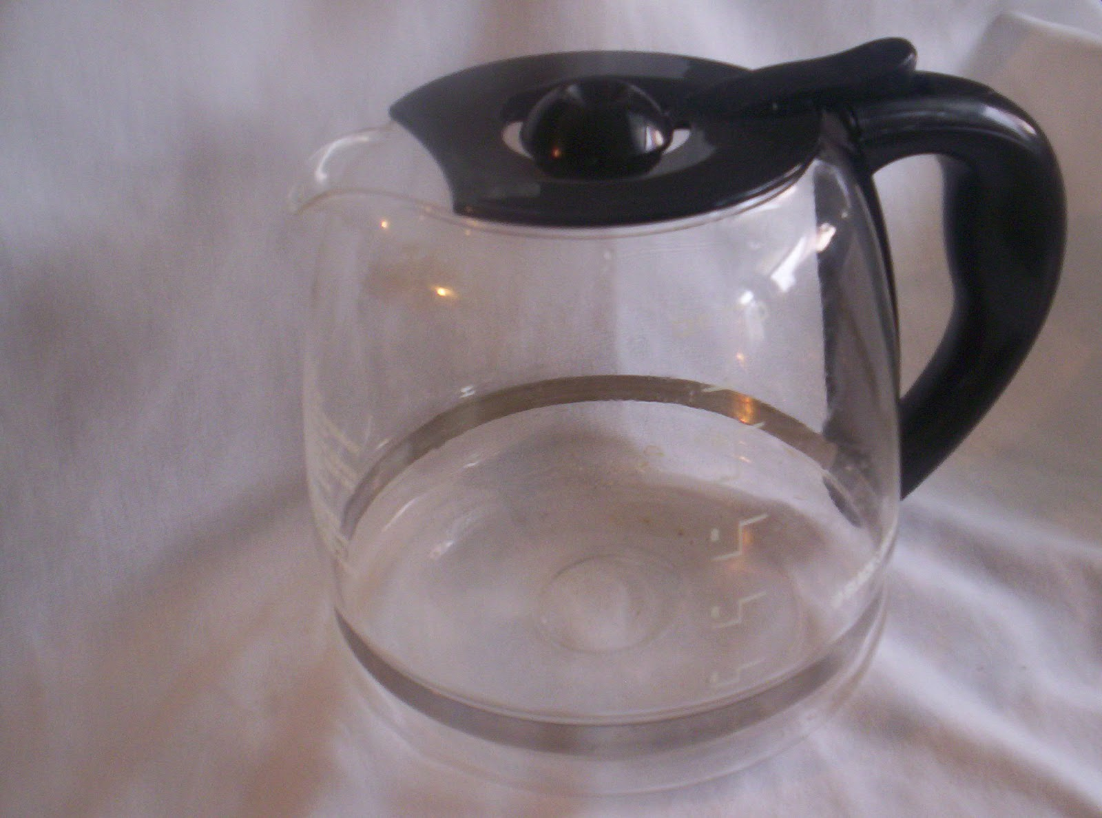 Coffee Maker Cleaning With Baking Soda : EVER AFTER - MY WAY: Tackle it Tuesday