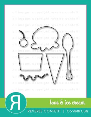 love & ice cream