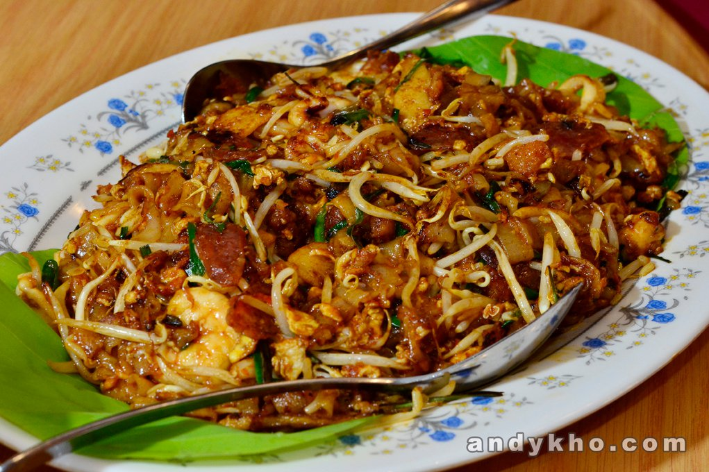 Autenthic Penang Char Kuey Teow!!