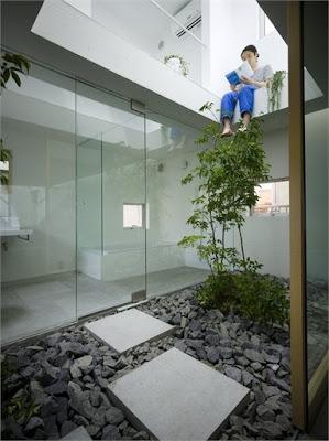 Inner Court Design, parks design, interior design
