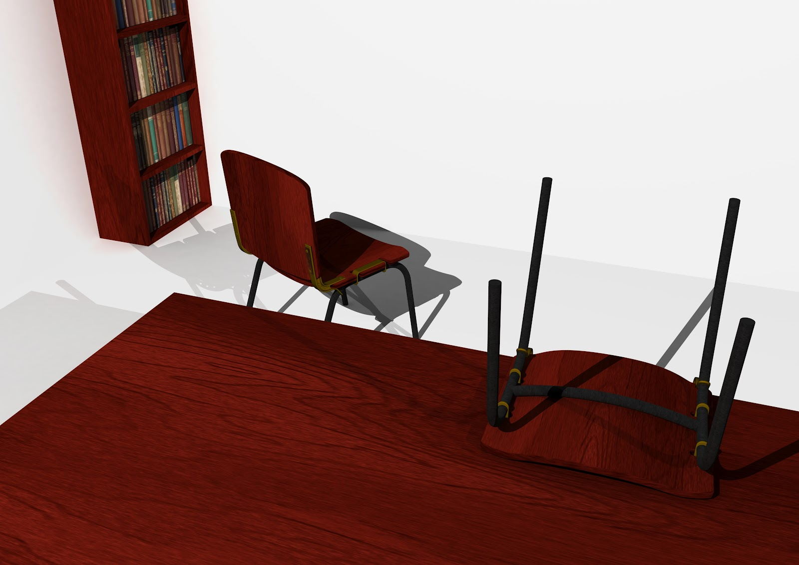 Chair Presentation Boards