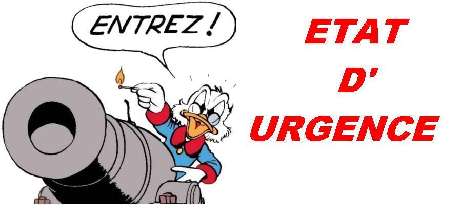 Etat d&#39;Urgence
