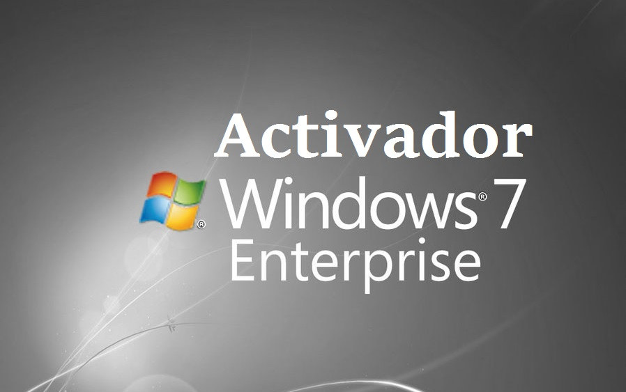 Activar Windows 7 Enterprise