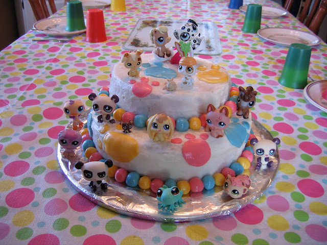 Healthy Homemade Birthday Cake Decorating Ideas Party Cake Ideas