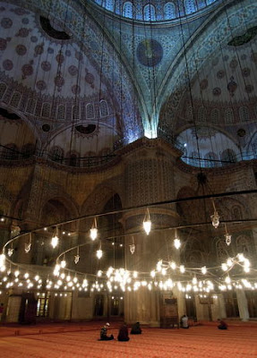 inside sultanahmet