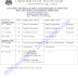 Date Sheet LLB Part 1,2,3 PU 2014 Supplementary Examination