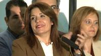 Carmen Hernández nueva alcaldesa de Telde