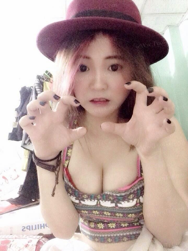 Ảnh gái xinh Trang Lee Socute Bé mà dâm