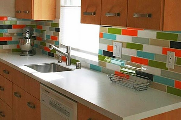 Creative Kitchen Backsplash Ideas 2015