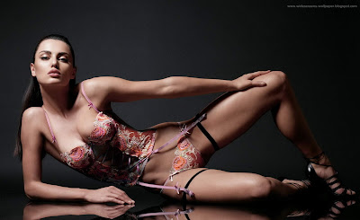 Catrinel Menghia Model Photos