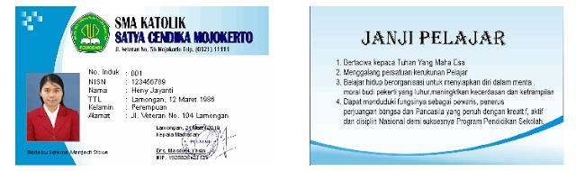 Download Kartu Pelajar