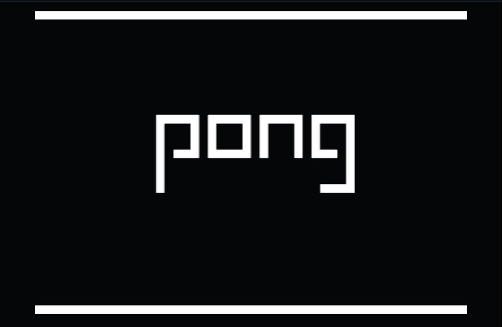 """Juega al """"Pong"""""""