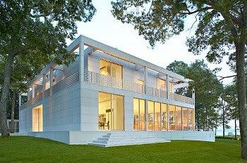 Dream House Greenhouse Minimalist Design Amazing