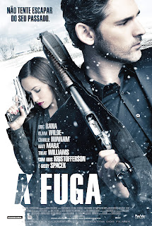 """Poster do filme """"A Fuga"""""""