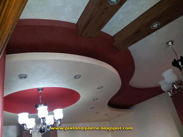 faux plafond en pl tre suspendu moderne faux plafond platre suspendu et tendu. Black Bedroom Furniture Sets. Home Design Ideas