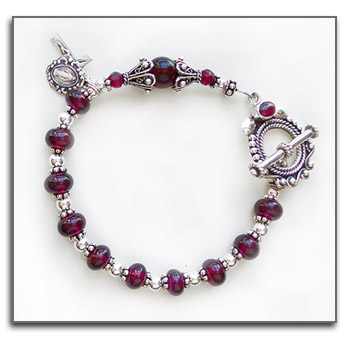 Rosary Bracelet For Women
