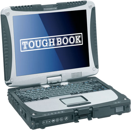 Toughbook portátil