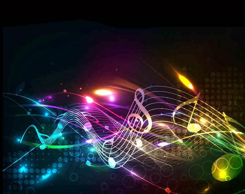 A música é capaz de afetar beneficamente todo o organismo...
