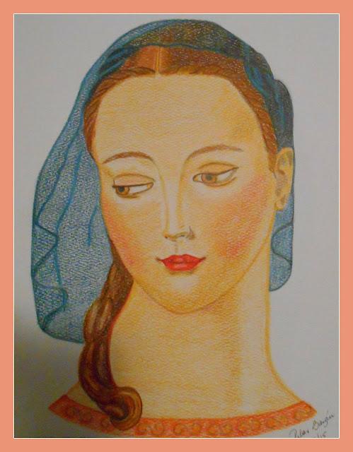 Mujeres del renacimiento, Sandro Botticcelli, Leonardo Da Vinci