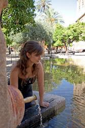 María del Pino, escritora.