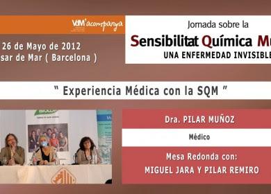 Dra Pilar Muñoz Experiencia Médica con la SQM
