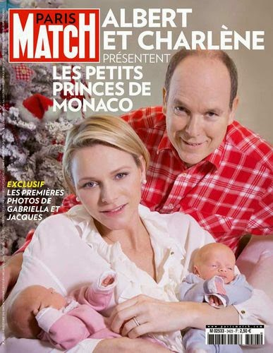 Charlene and Albert: Here are the Monaco-Baby!