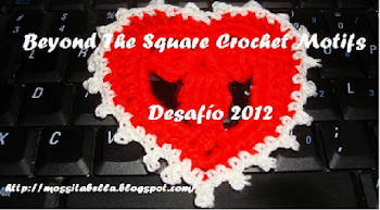 Desafío 2012 Motivos y Granny... Beyond The Square Crochet Motifs