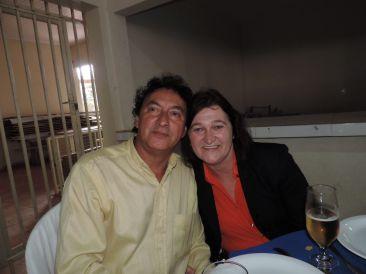 Quem comemorou idade nova neste 18 de agosto, foi Valquir de Oliveira