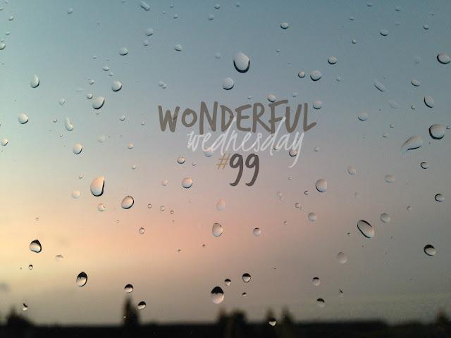 Wonderful Wednesday #99
